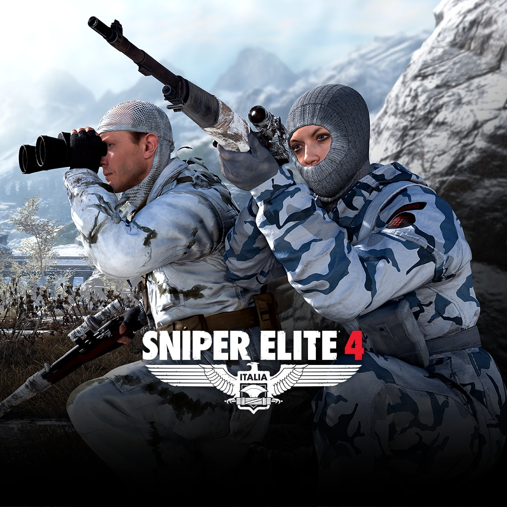Sniper Elite 4 - Cold Warfare Winter Expansion Pack