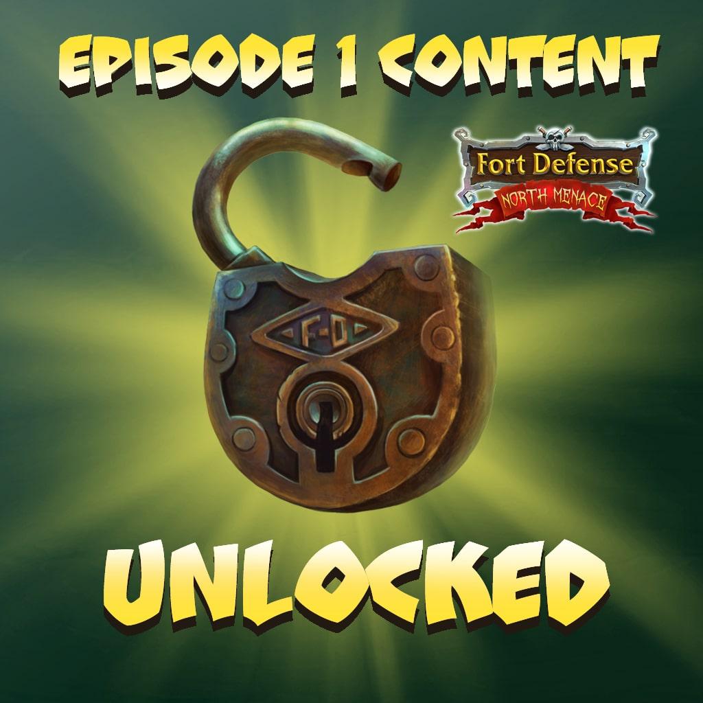 Fort Defense - Episode 1 Content