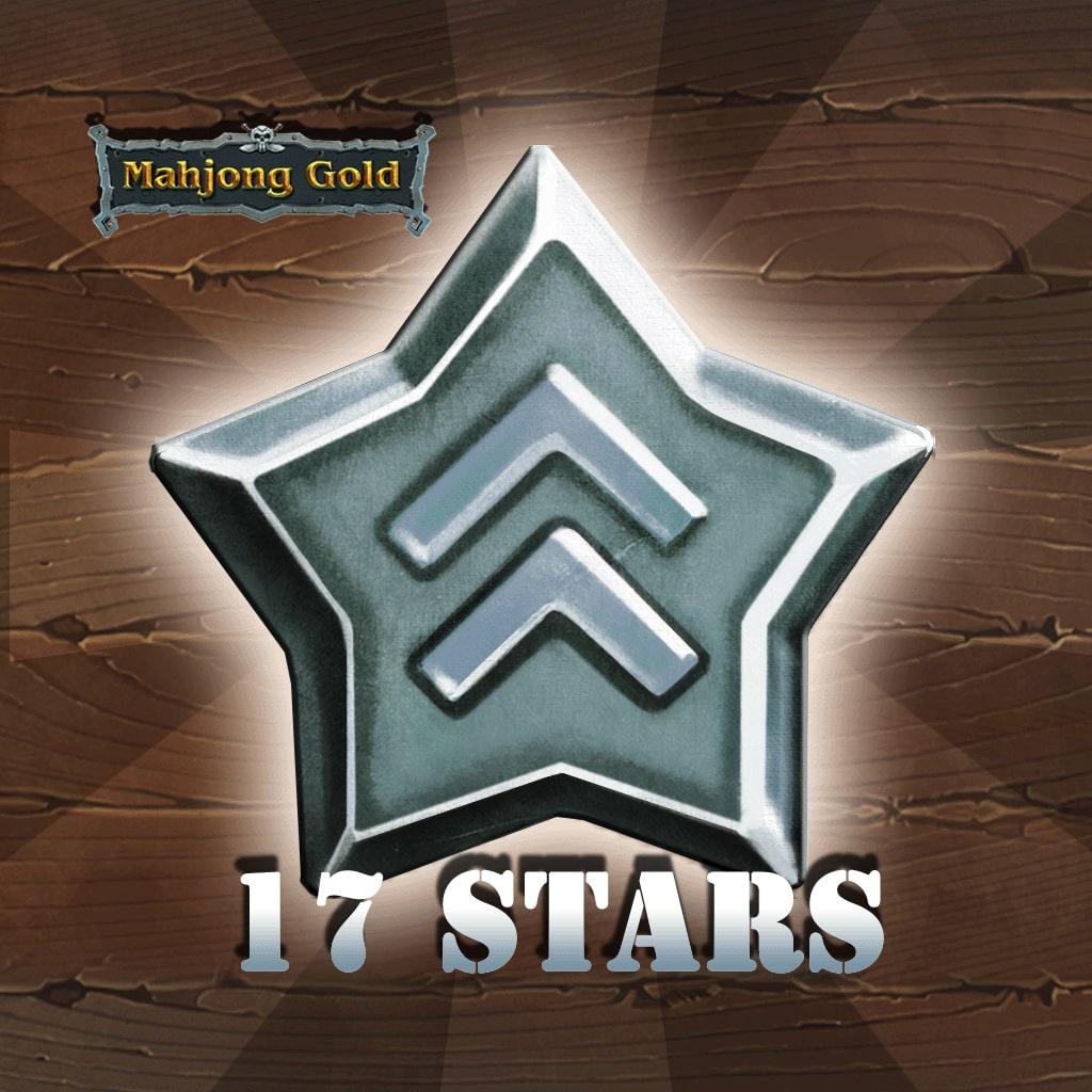 Mahjong Gold - 17 Stars