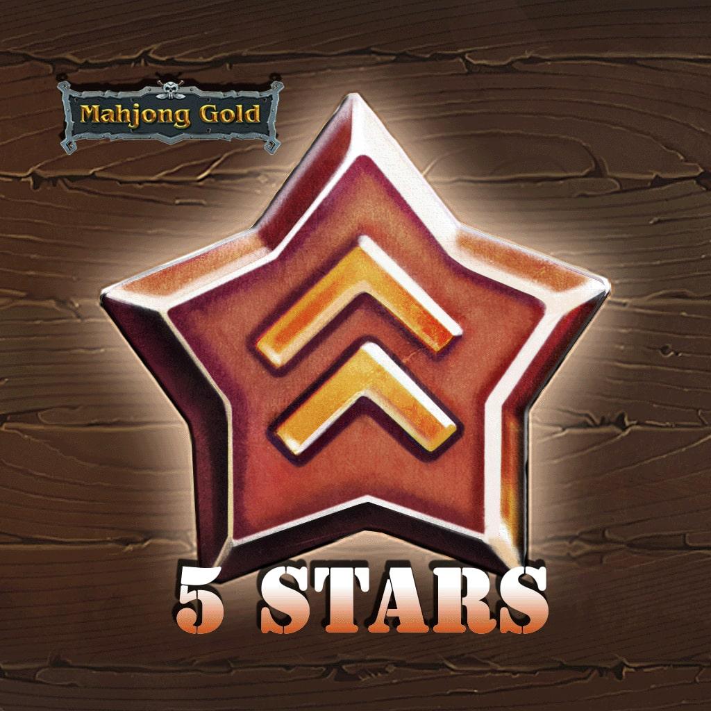 Mahjong Gold - 5 stars