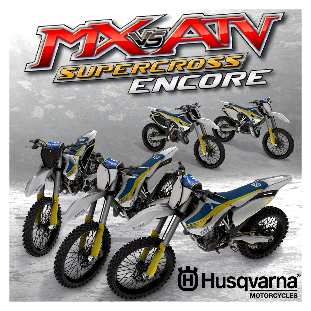 2015 Husqvarna Vehicle Bundle