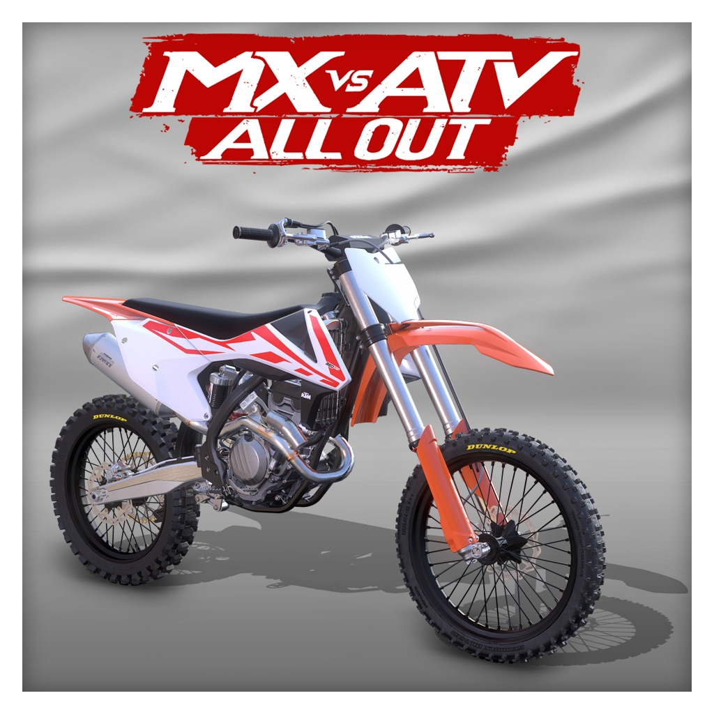 MX vs ATV All Out: 2017 KTM 350 SX-F