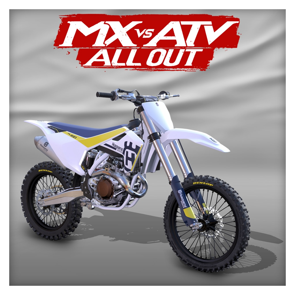 MX vs ATV All Out: 2017 Husqvarna FC 450