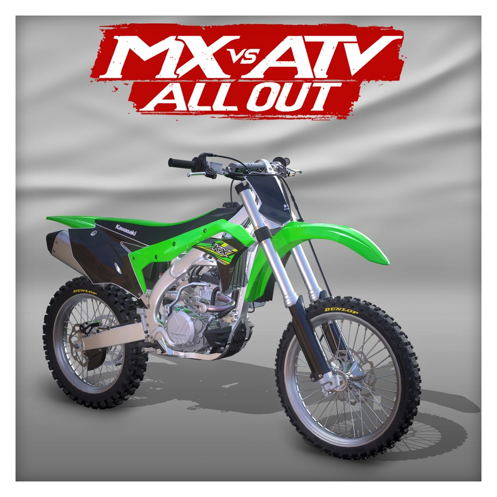 MX vs ATV All Out: 2017 Kawasaki KX 250F