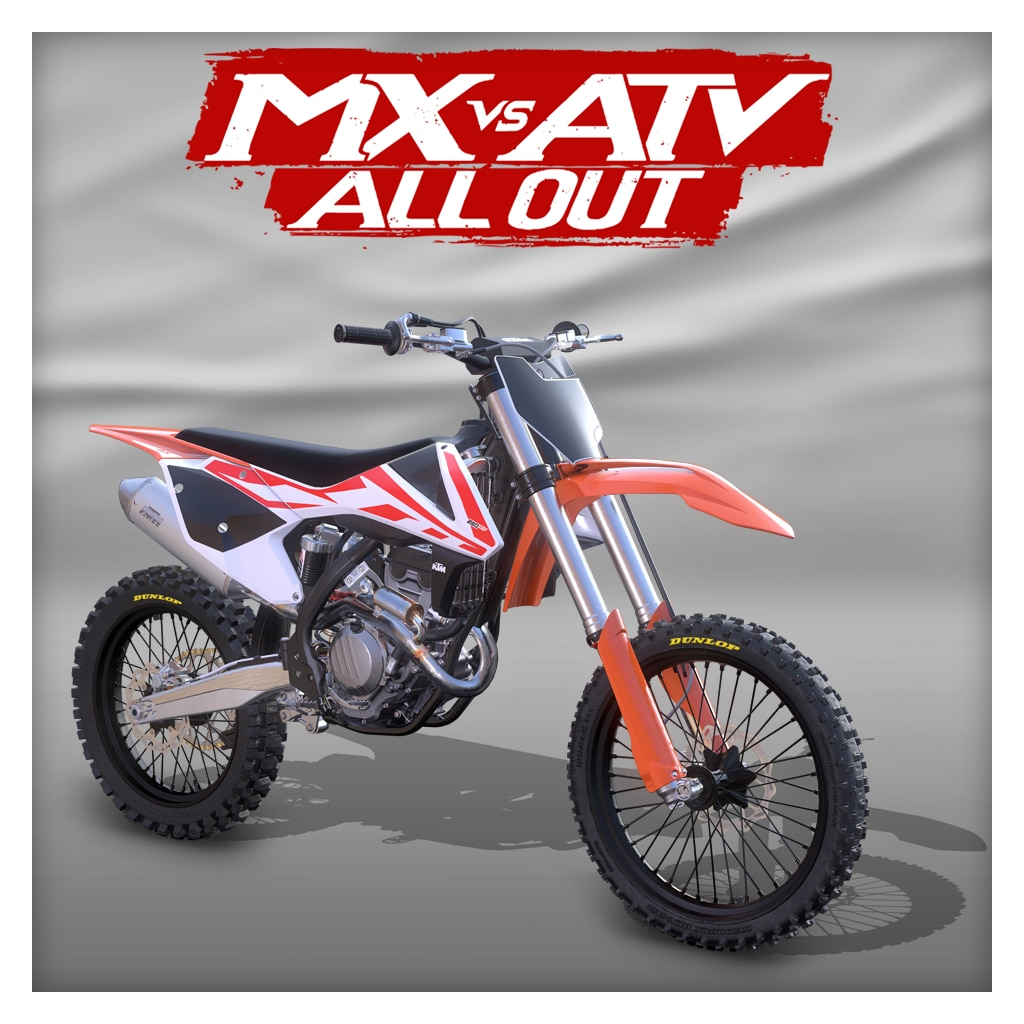 MX vs ATV All Out: 2017 KTM 250 SX-F