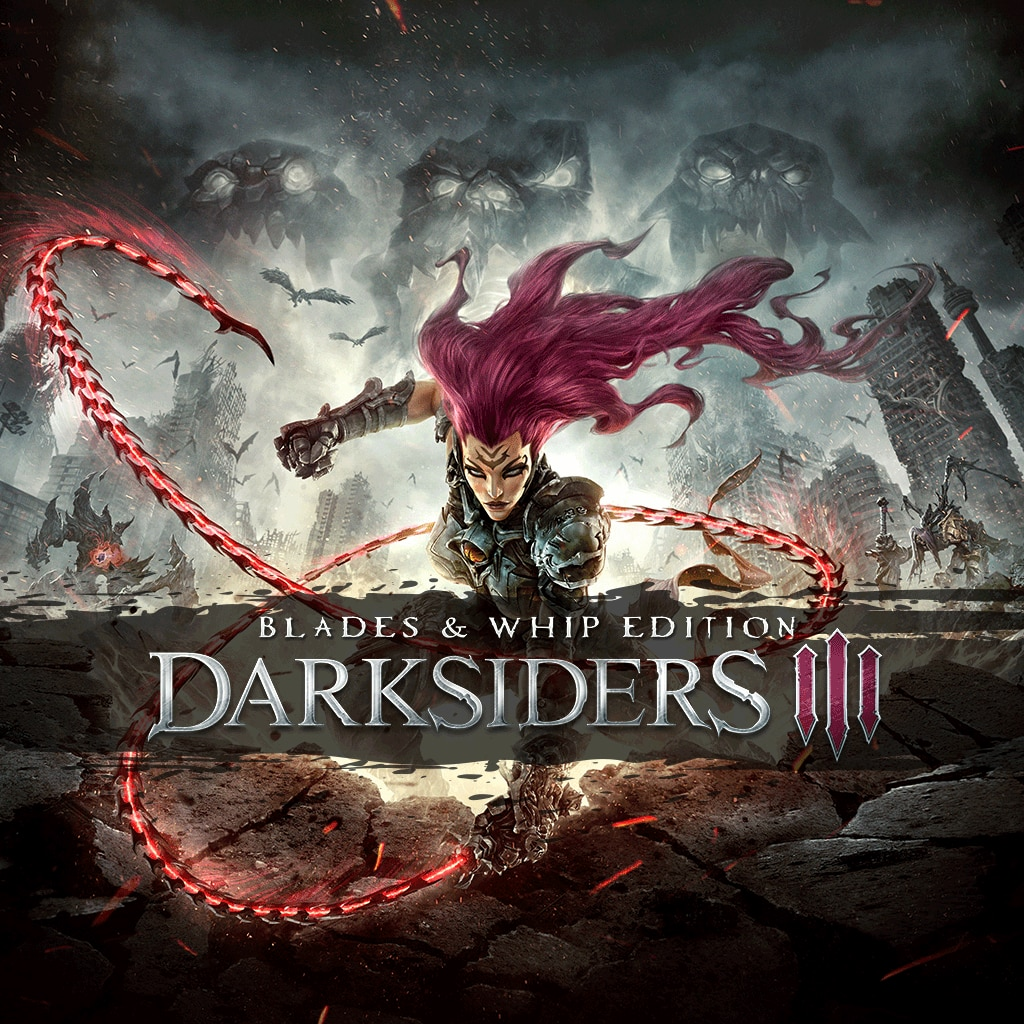 Darksiders III Blades & Whip Edition (Game)