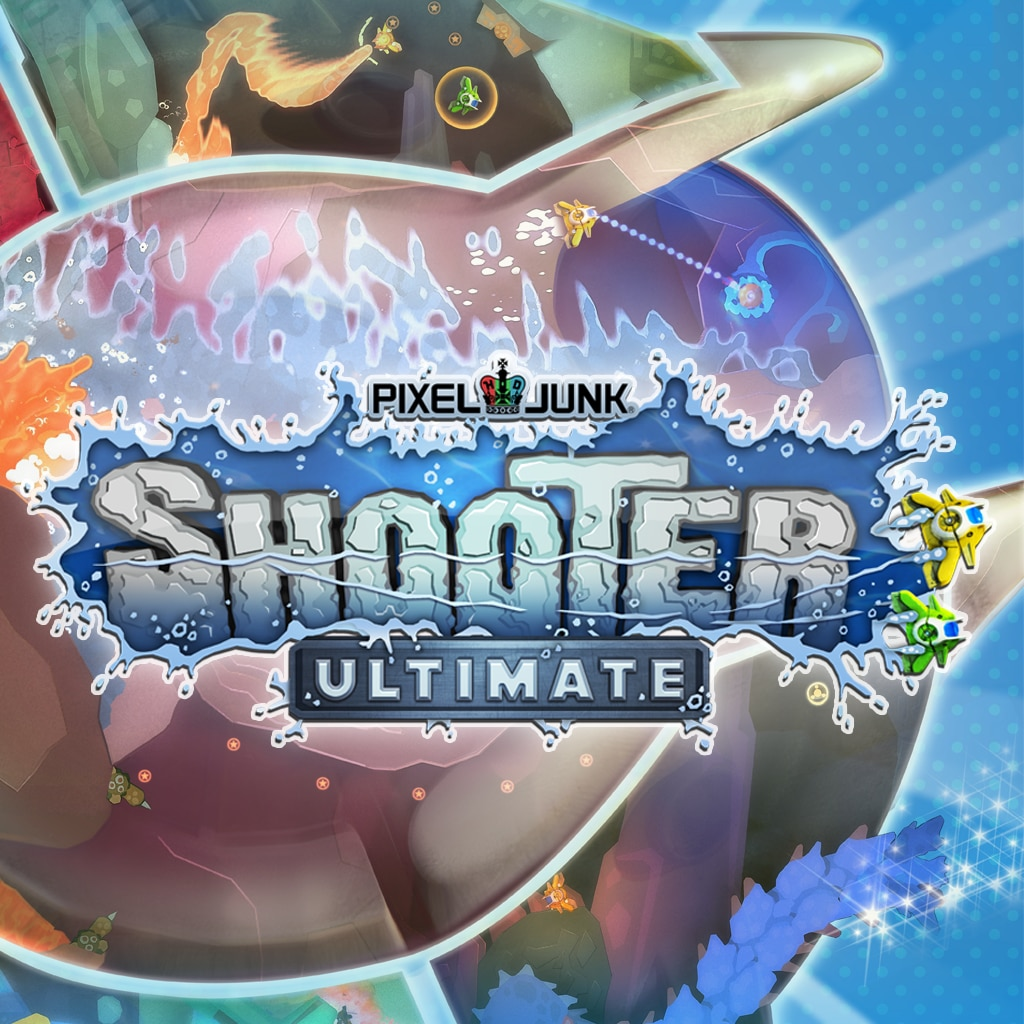 PixelJunk™ Shooter Ultimate full game (English/Japanese Ver.)