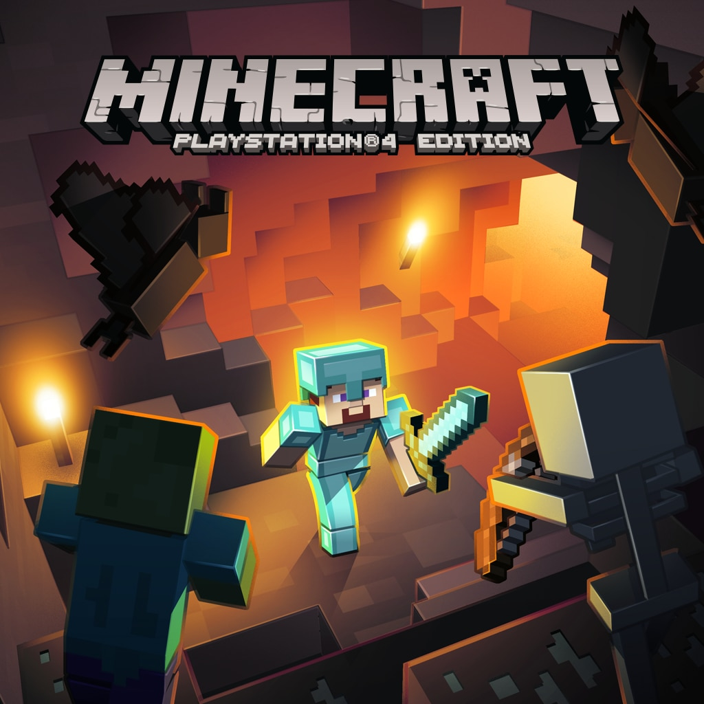 Minecraft: PlayStation®4 Edition Demo