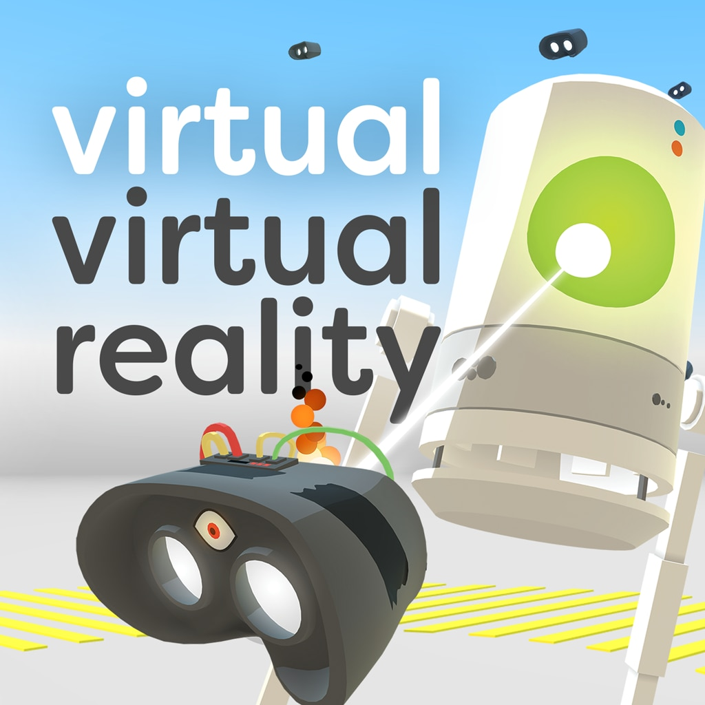 Virtual Virtual Reality (English/Chinese/Korean/Japanese Ver.)