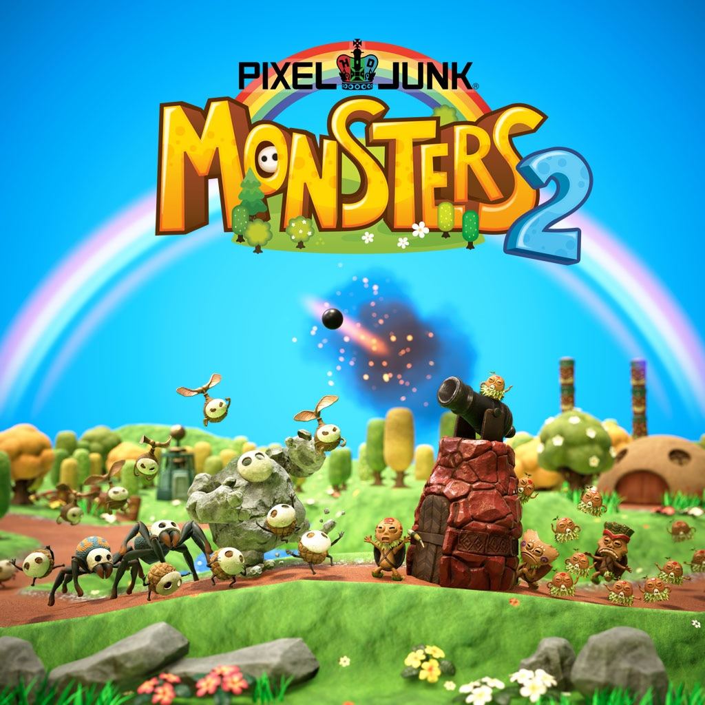 PixelJunk™ Monsters 2 Demo