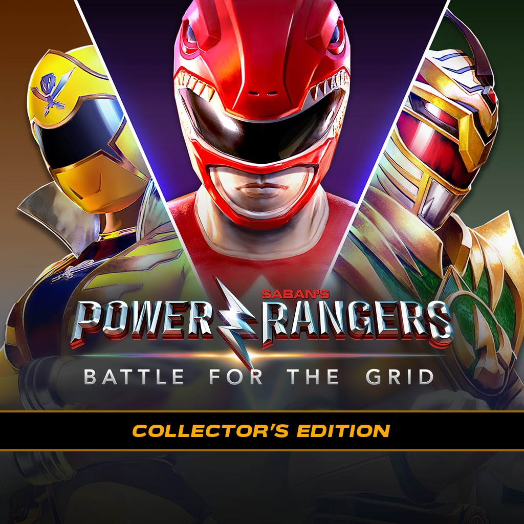 Power Rangers: Battle For The Grid - Edição de Colecionador