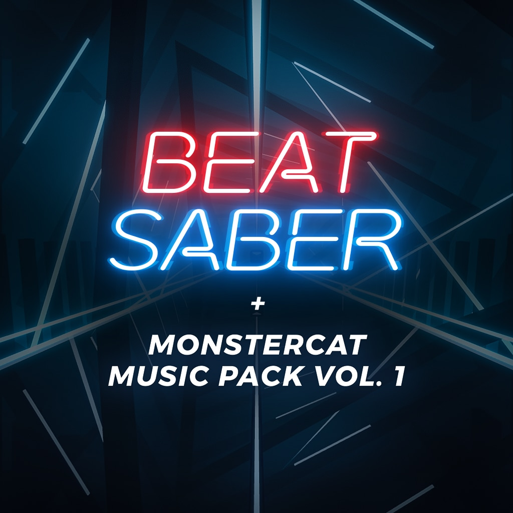 Beat Saber + Monstercat Music Pack Vol. 1