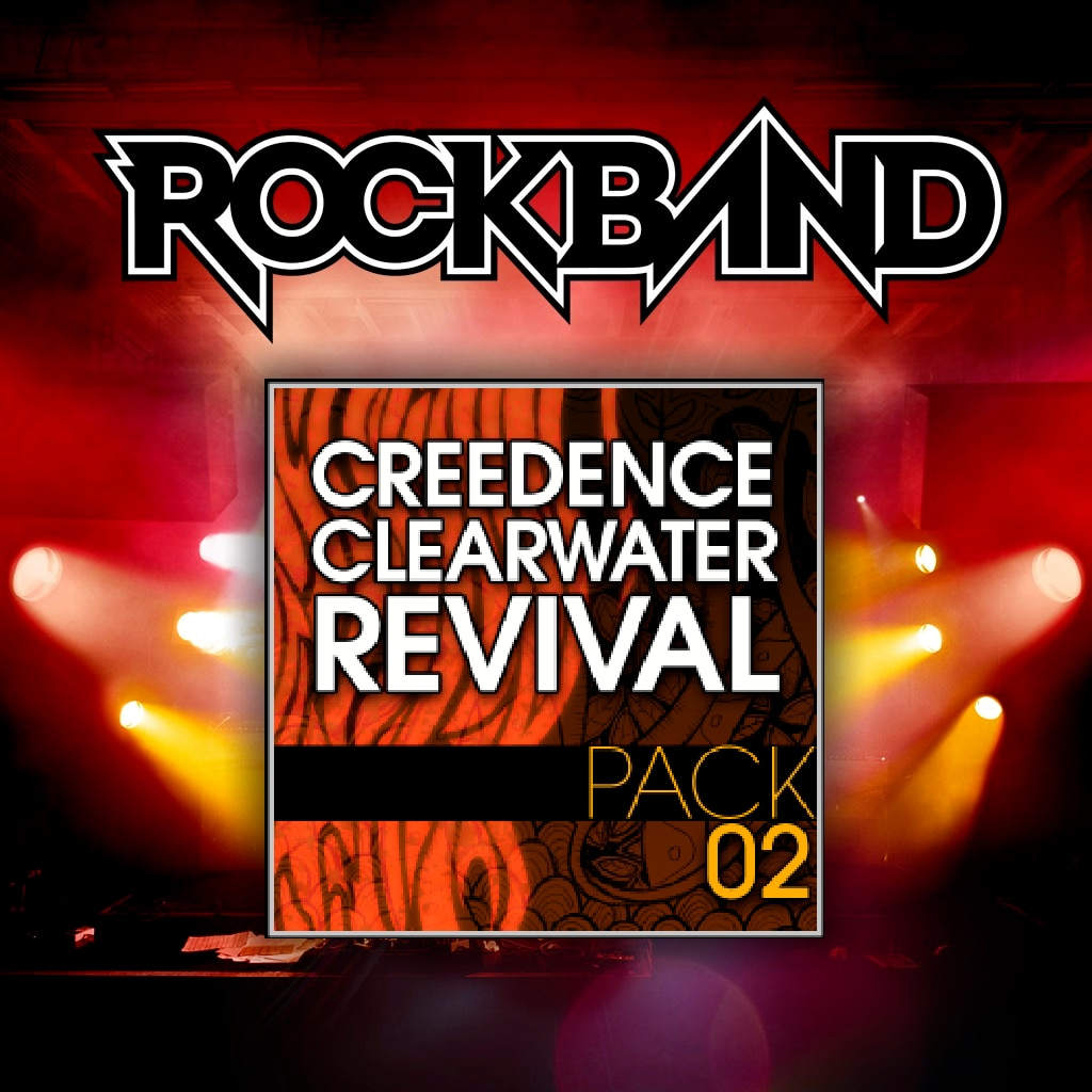 Creedence Clearwater Revival Pack 02