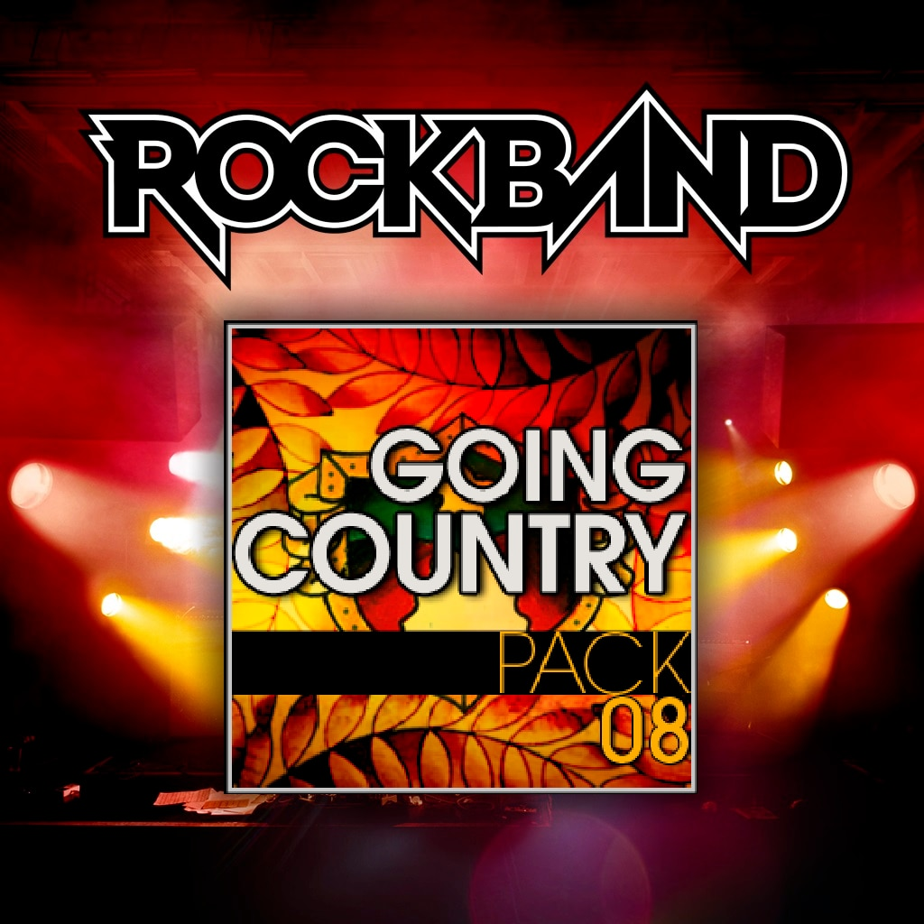 Going Country Pack 08