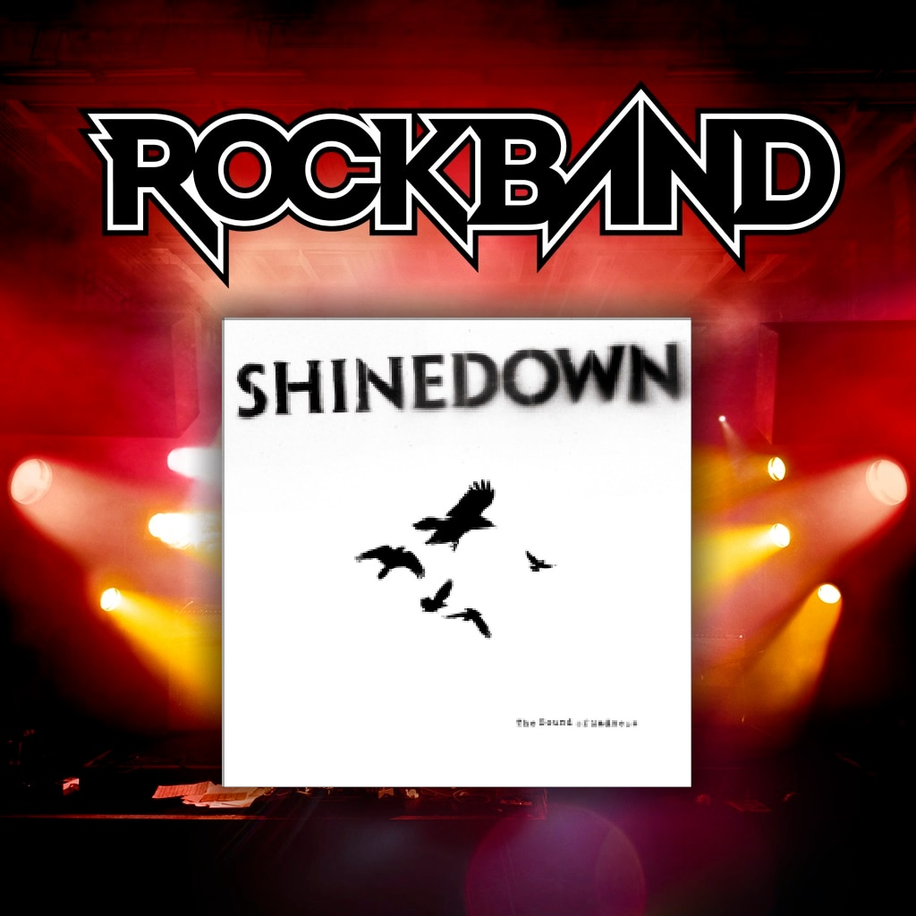 'The Crow & the Butterfly' - Shinedown