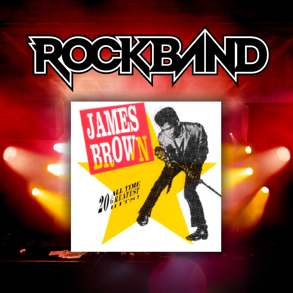 'Super Bad, Pts. 1 & 2' - James Brown