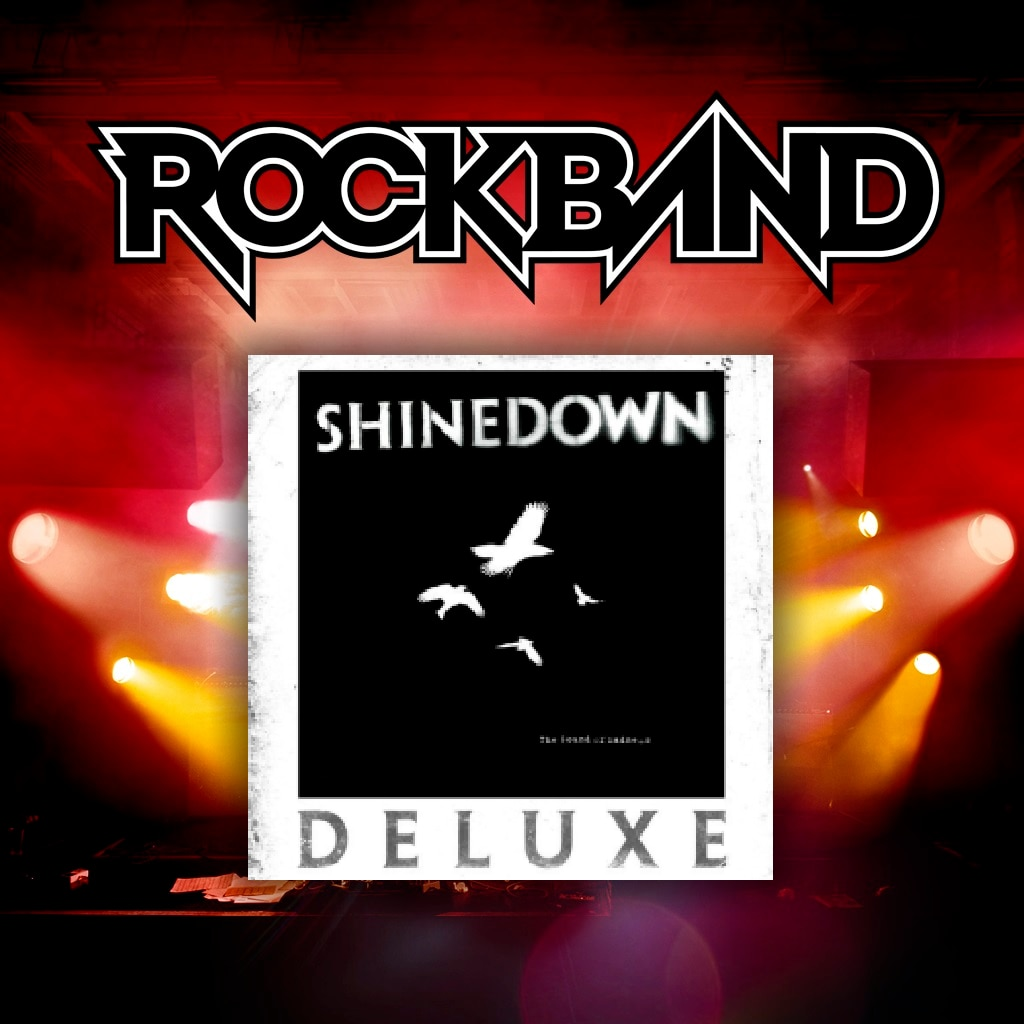 'Diamond Eyes (Boom-Lay Boom-Lay Boom)' - Shinedown