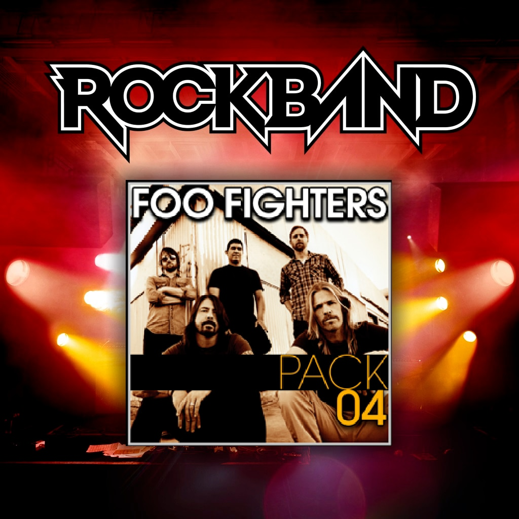 Foo Fighters Pack 04