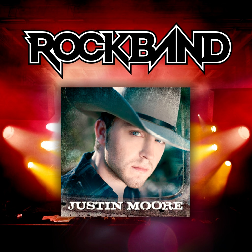 'Backwoods' - Justin Moore