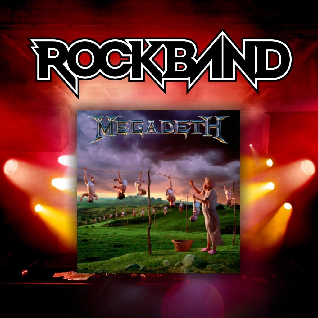 'A Tout le Monde' - Megadeth