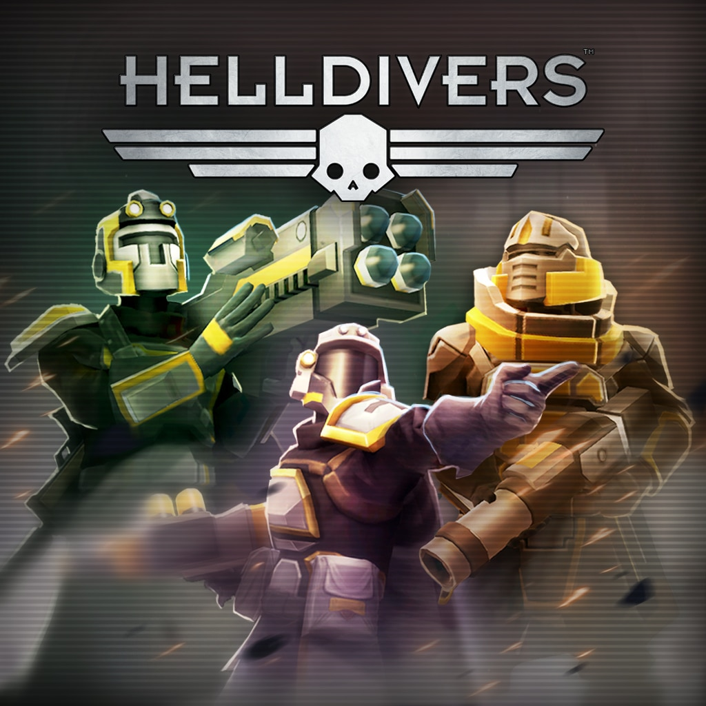 HELLDIVERS™ - Reinforcements Pack 1