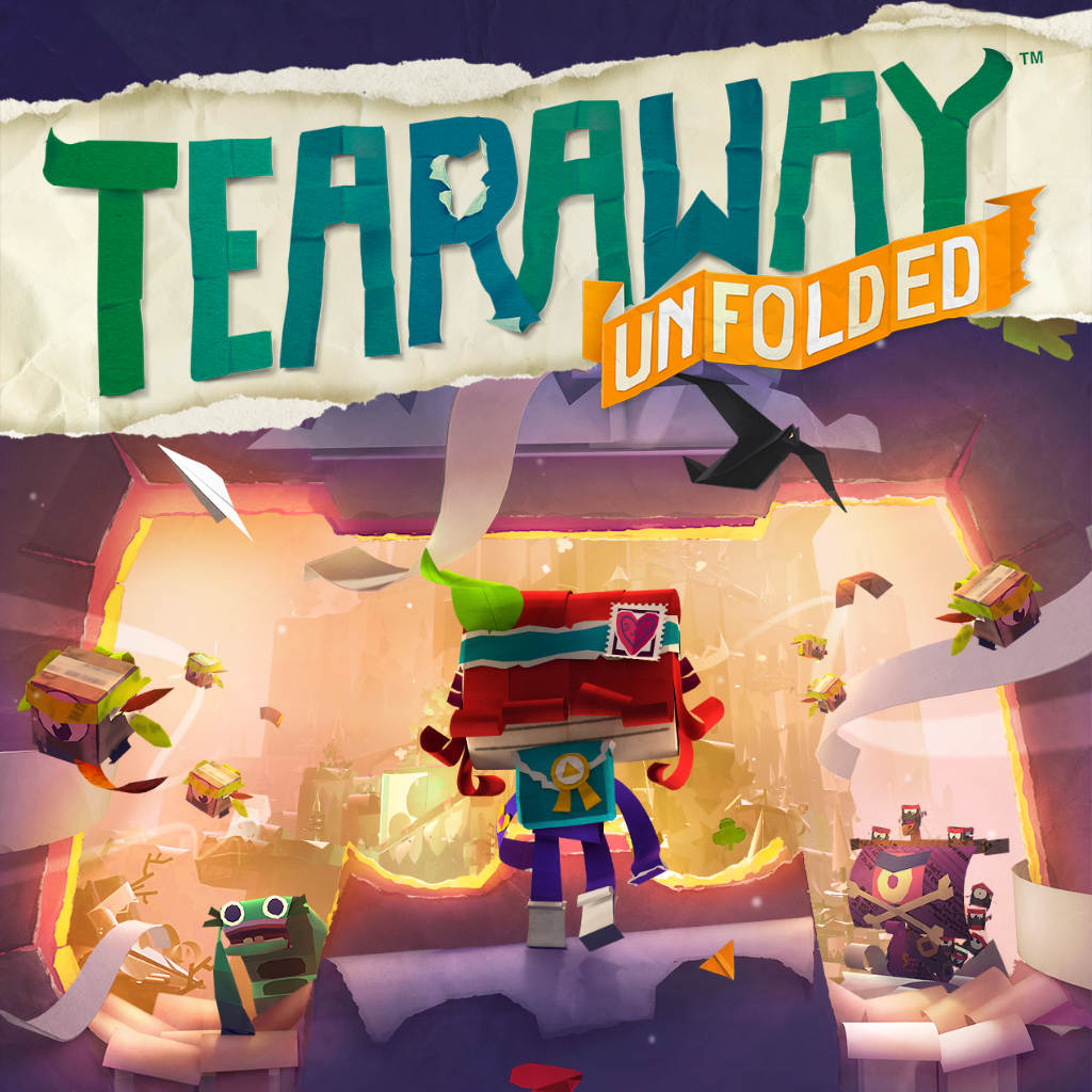 Tearaway™ Unfolded Demo