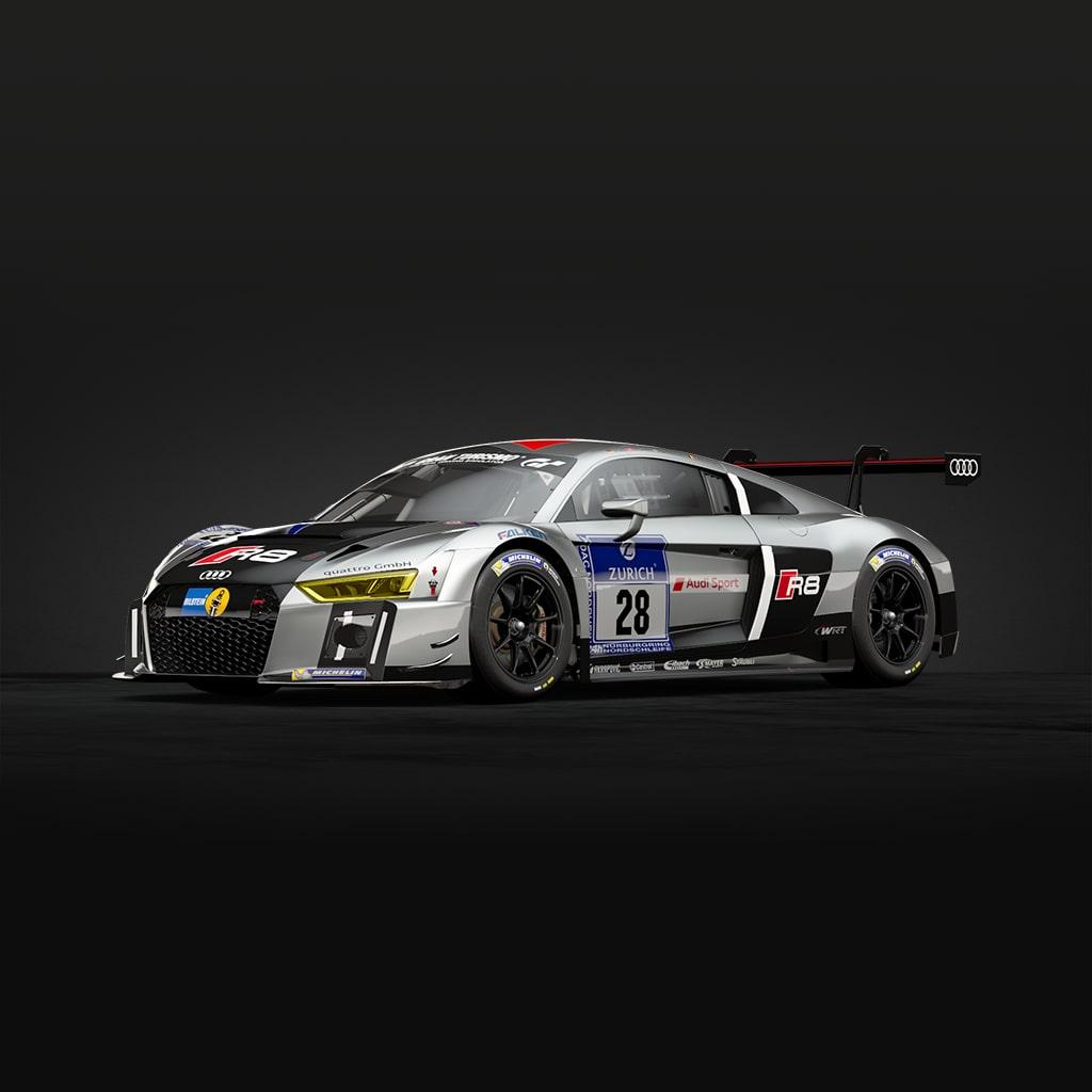 GT Sport - Audi R8 LMS (Audi Sport Team WRT) '15