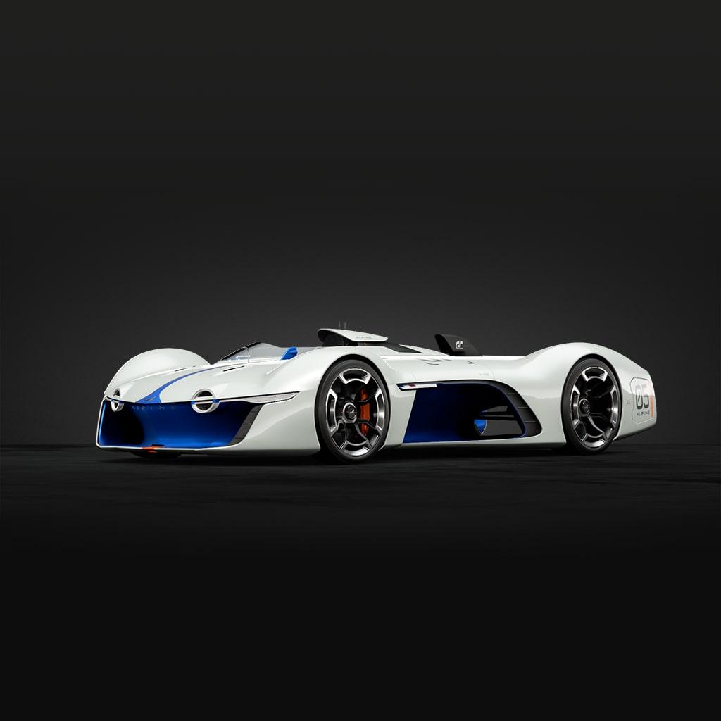 GT Sport - Alpine Vision Gran Turismo