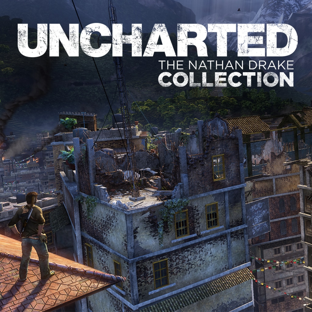UNCHARTED The Nathan Drake Collection Demo