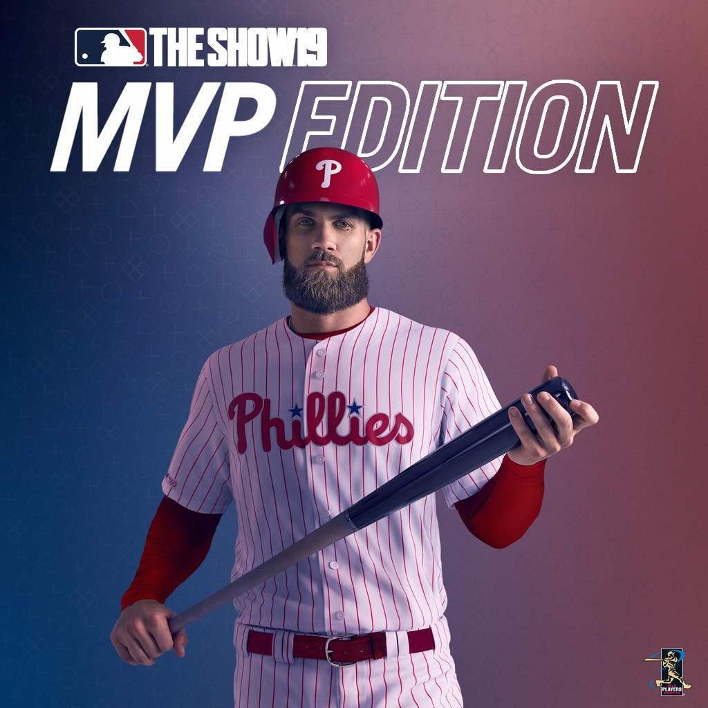 MLB® The Show™ 19 MVP Edition (英文)