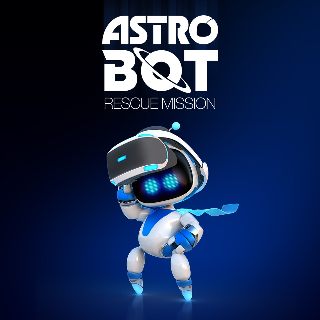 ASTRO BOT Rescue Mission (VR) DEMO