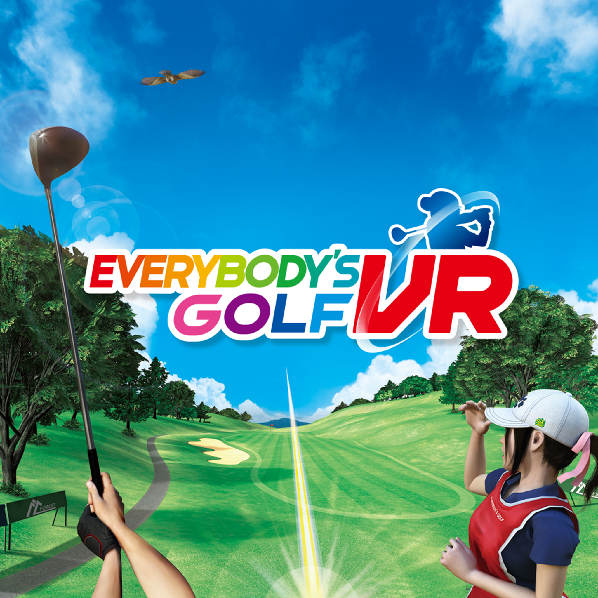 Everybody's Golf VR - Demo