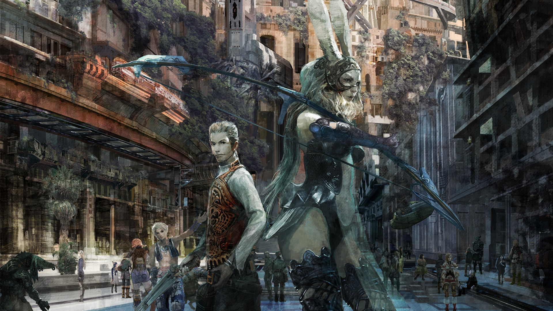 FINAL FANTASY XII THE ZODIAC AGE (日英文版)