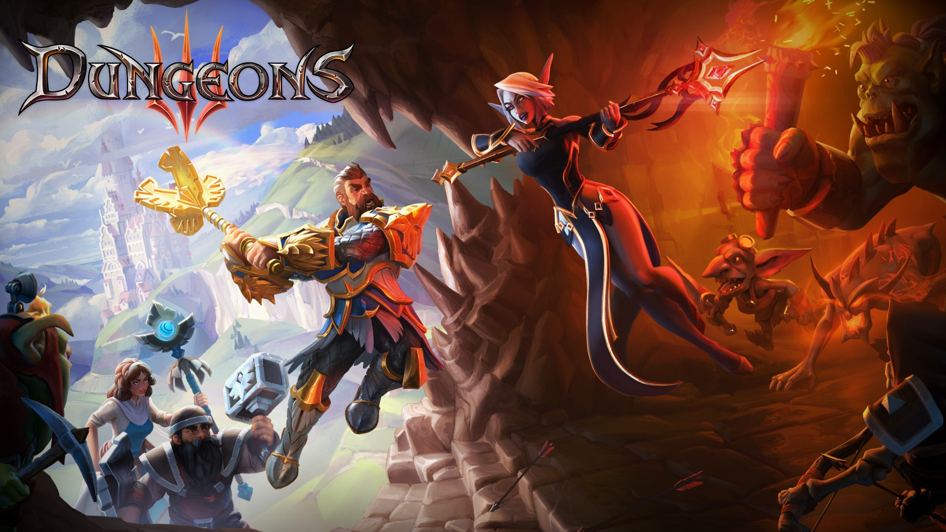 Dungeons 3 - Complete Collection