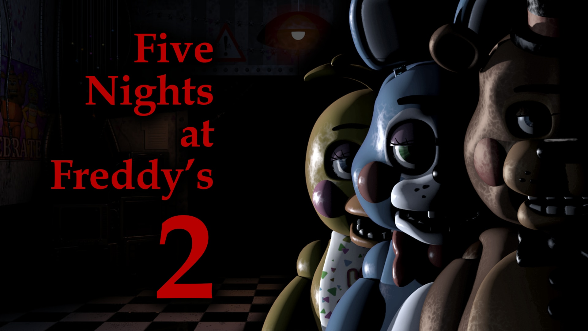 Five Nights At Freddy S 2
