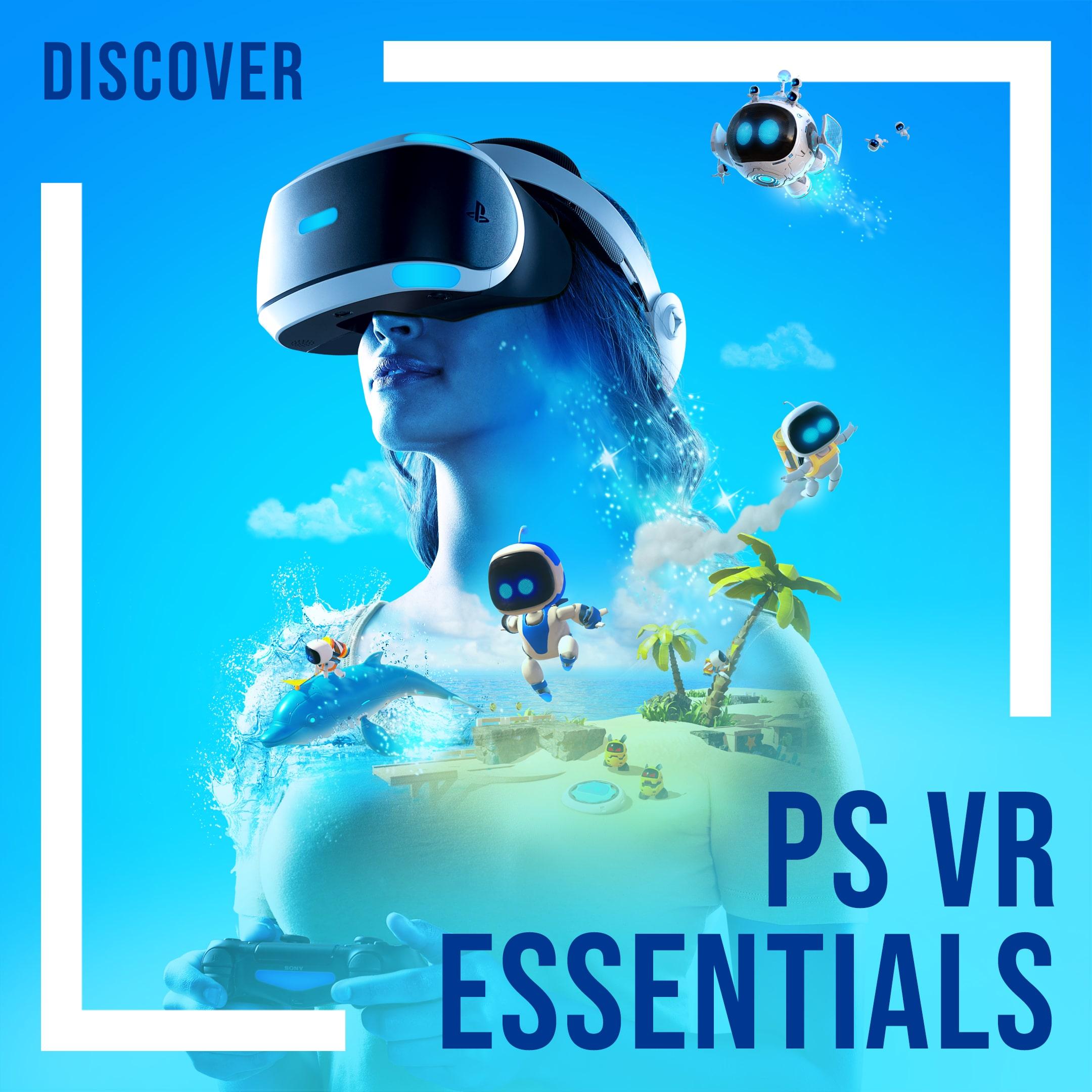 [EDITORIAL] PS VR Essentials