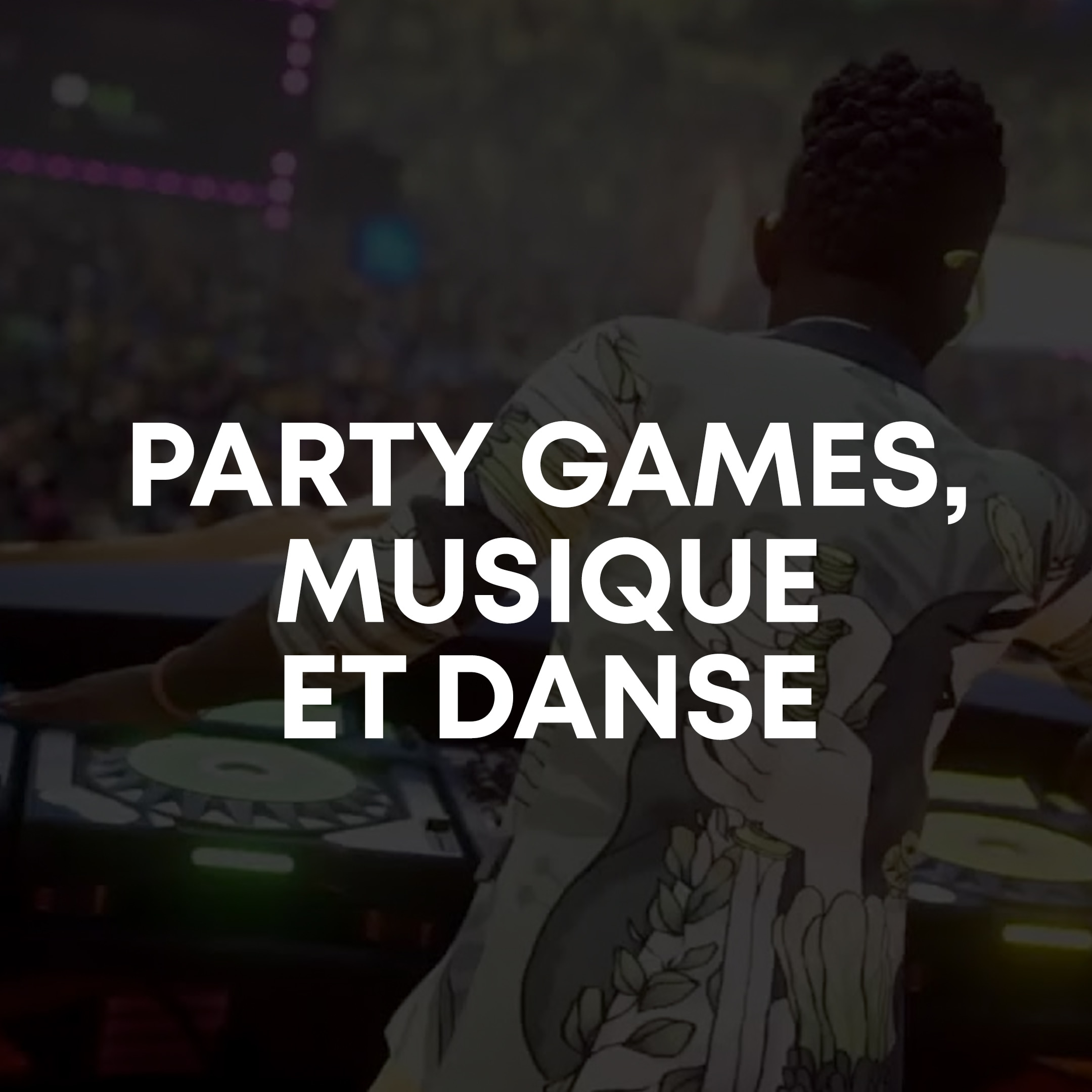Party Music & Dance
