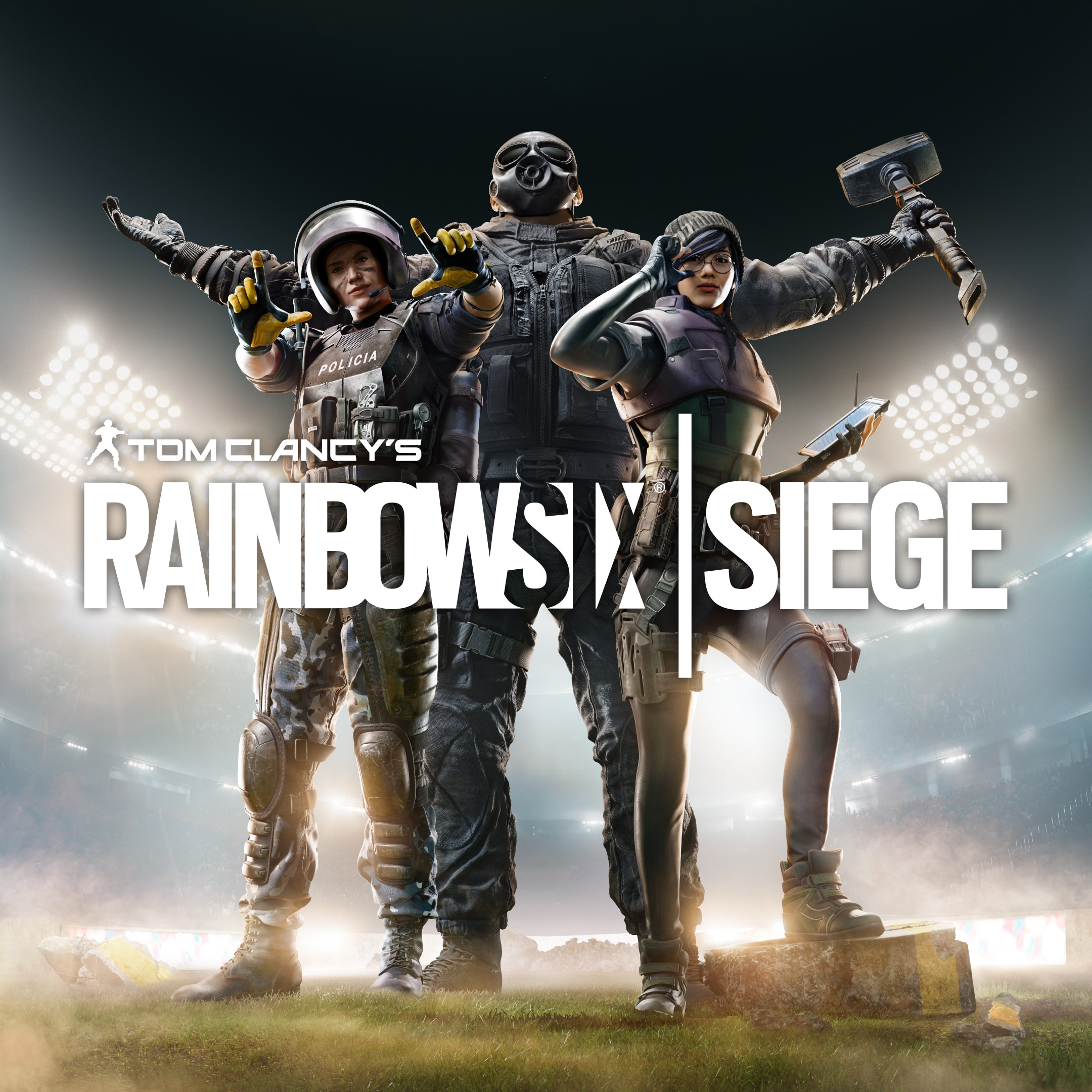 WM_GMA_Tom Clancy's Rainbow Six Siege Add-ons