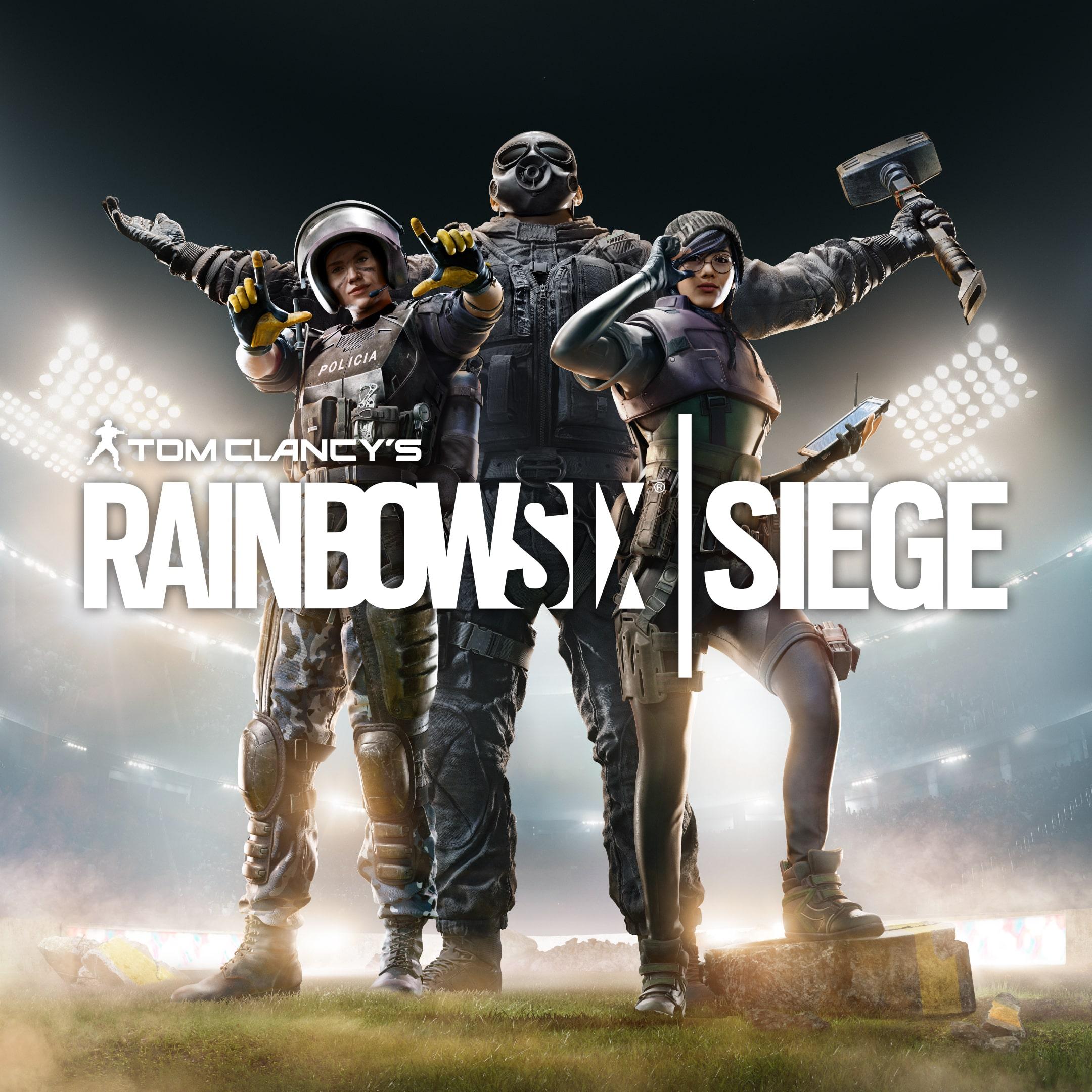 WM_GMA_Tom Clancy's Rainbow Six Siege Add-ons