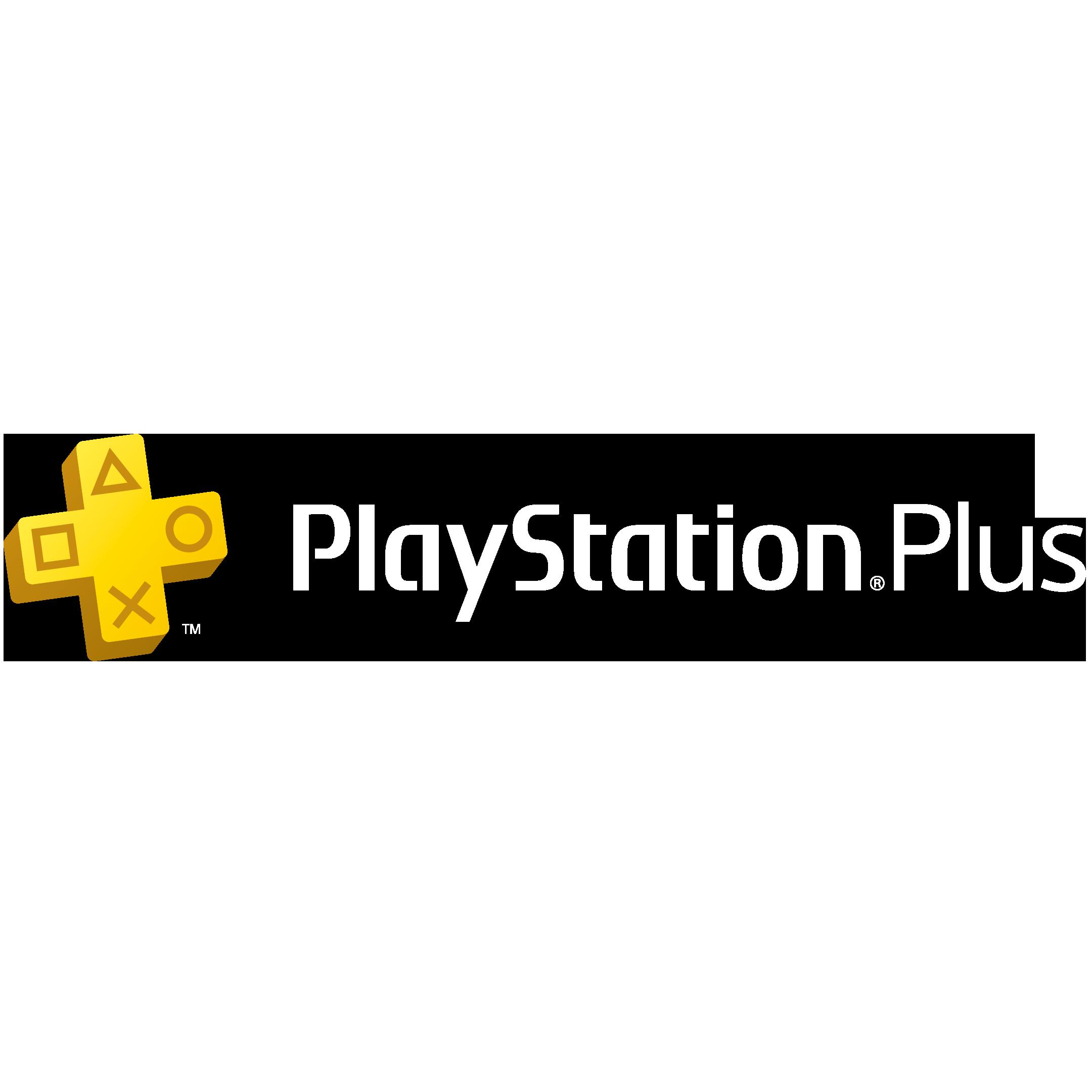 PS Plus - Hero Logo - BF - Plus 12M25%off