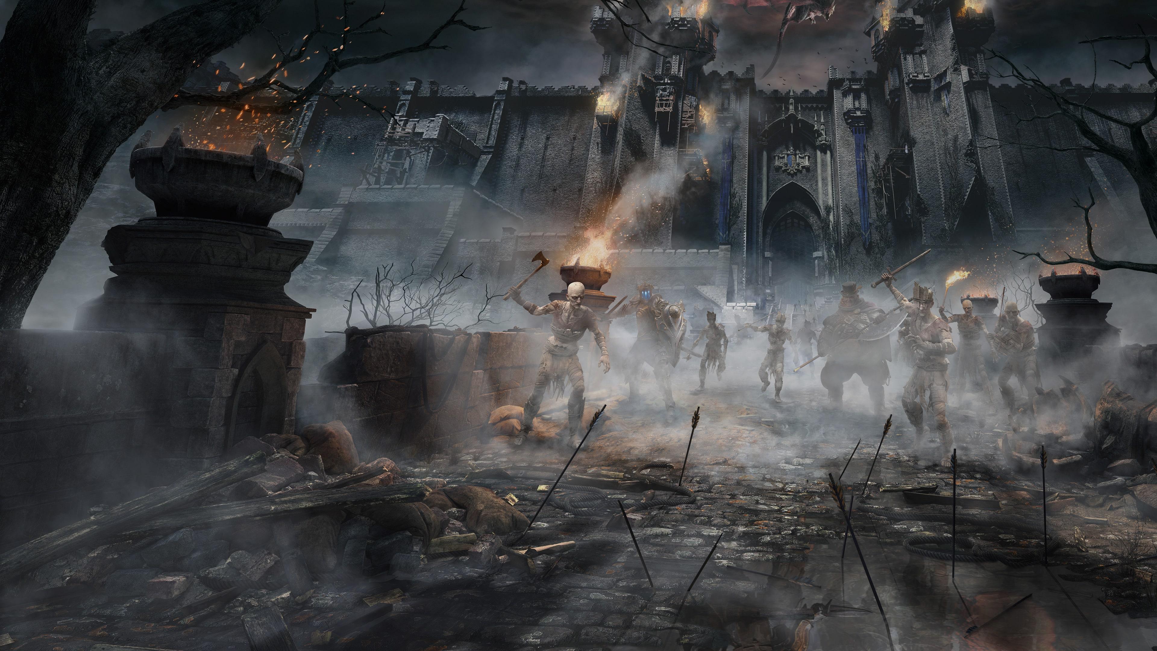 [HERO] Demons Souls - BG