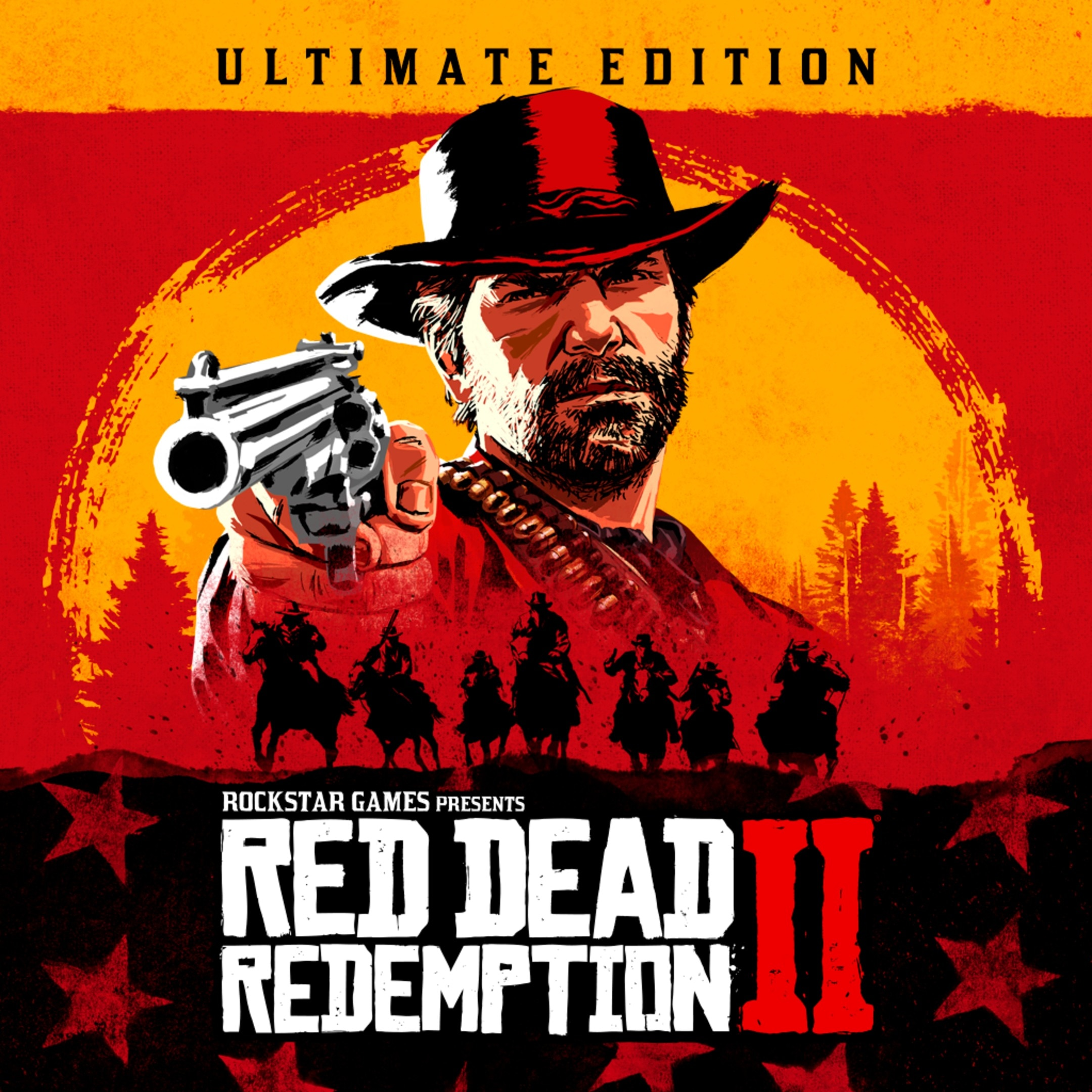 Red Dead Redemption 2:  Ultimate Edition