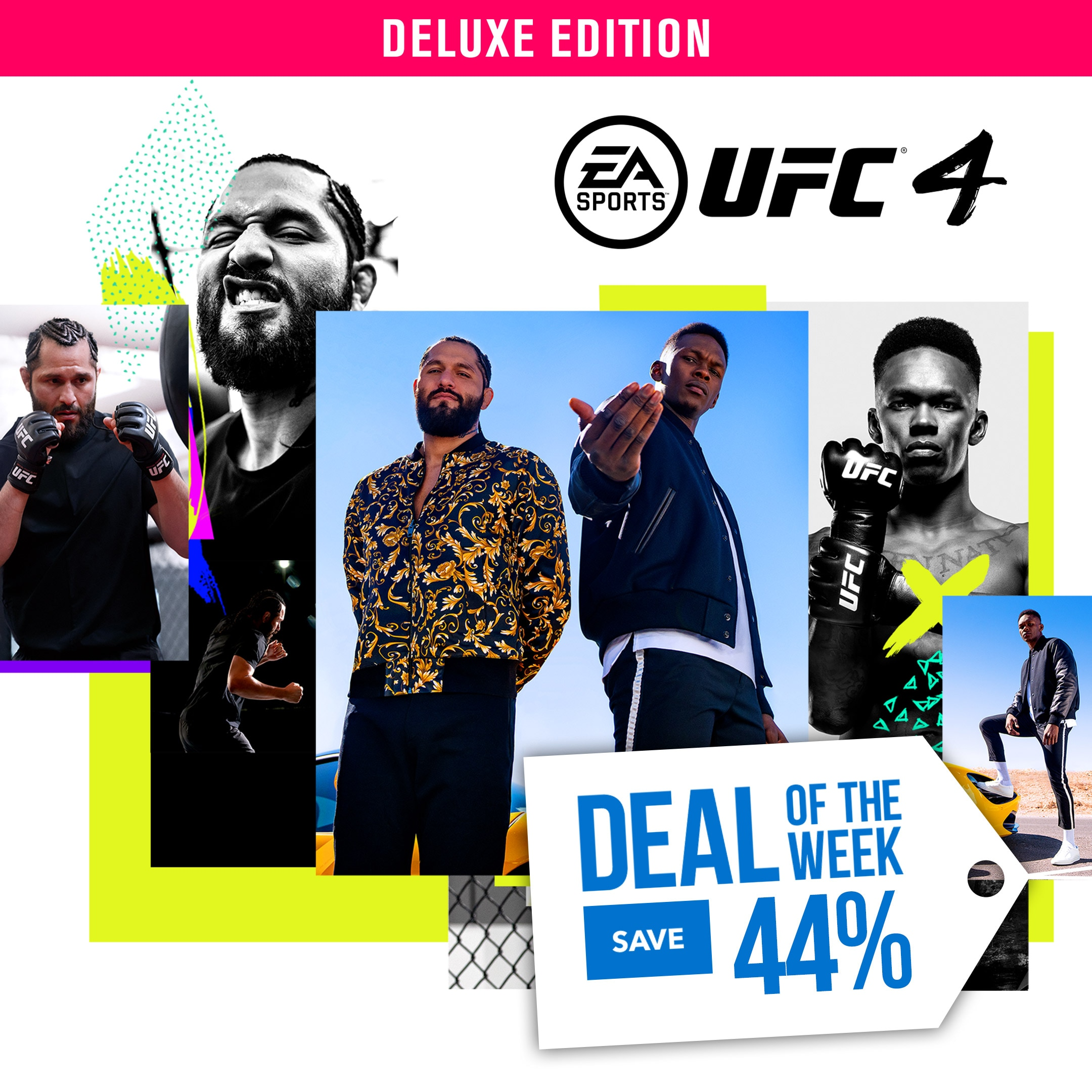 [PROMO] Deal Of The Week - UFC 4 Deluxe Edition
