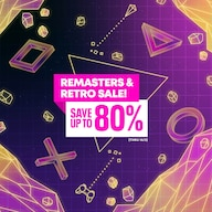 Remasters and Retro Sale