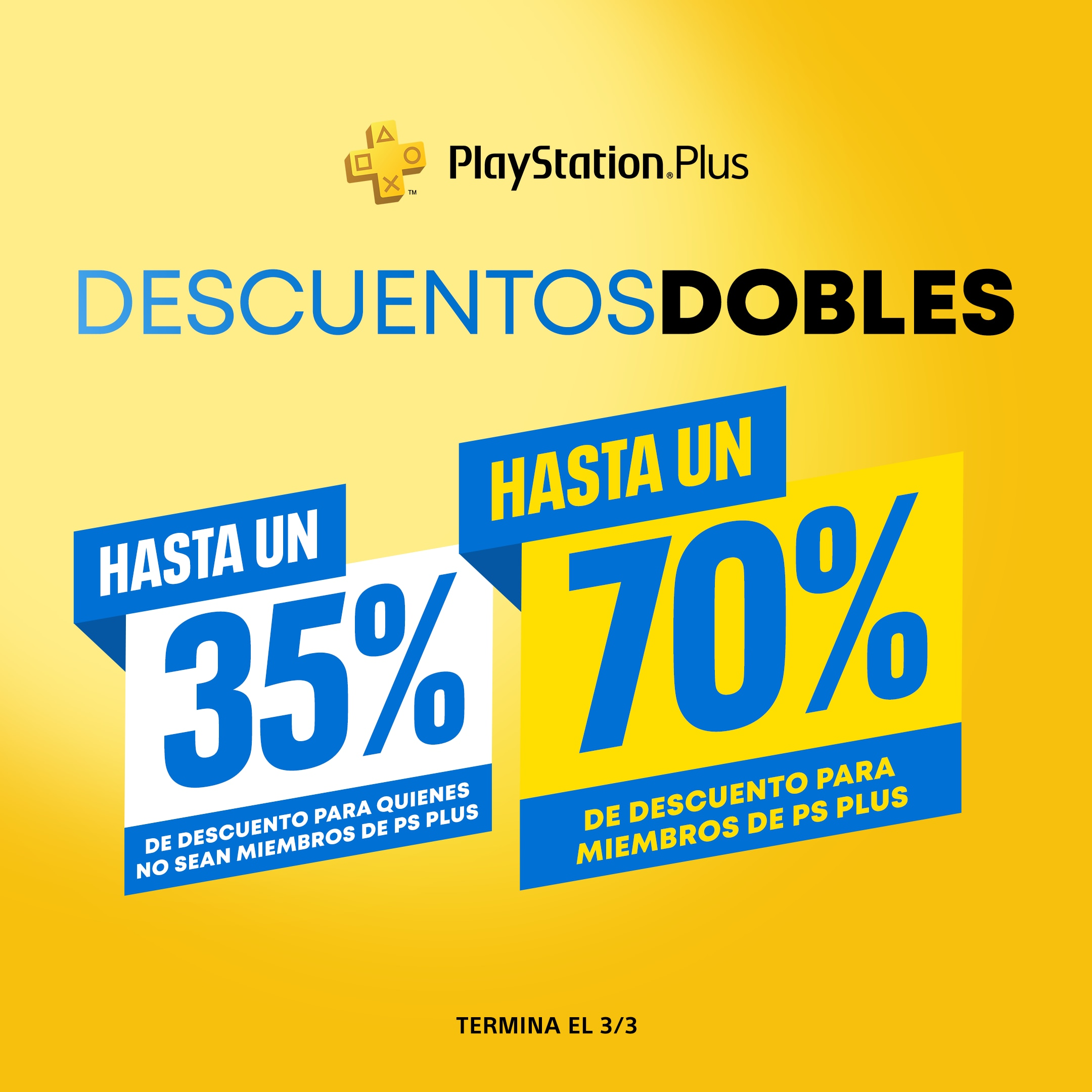 [PROMO] PS Plus Double Discounts