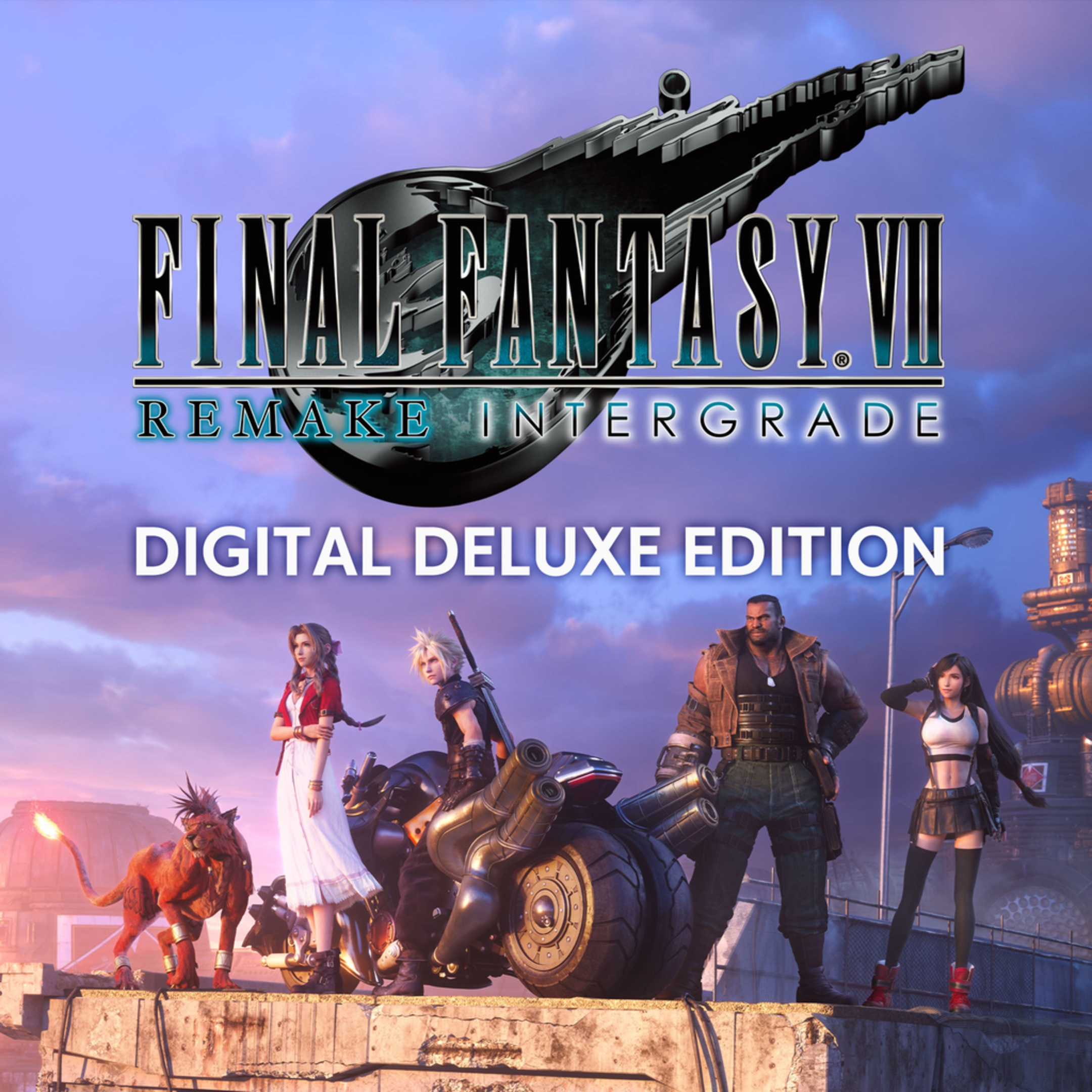 FINAL FANTASY VII REMAKE INTERGRADE Digital Deluxe Edition