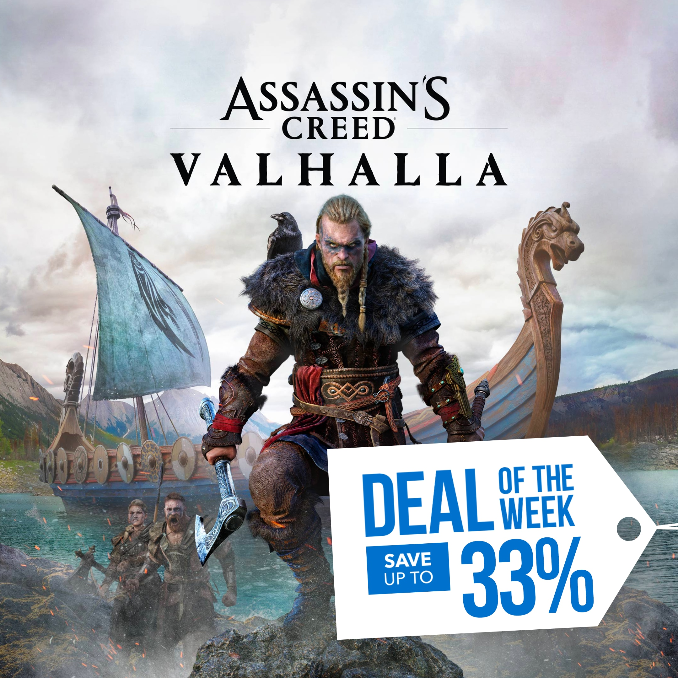 [PROMO] Deal Of The Week - AC Valhalla