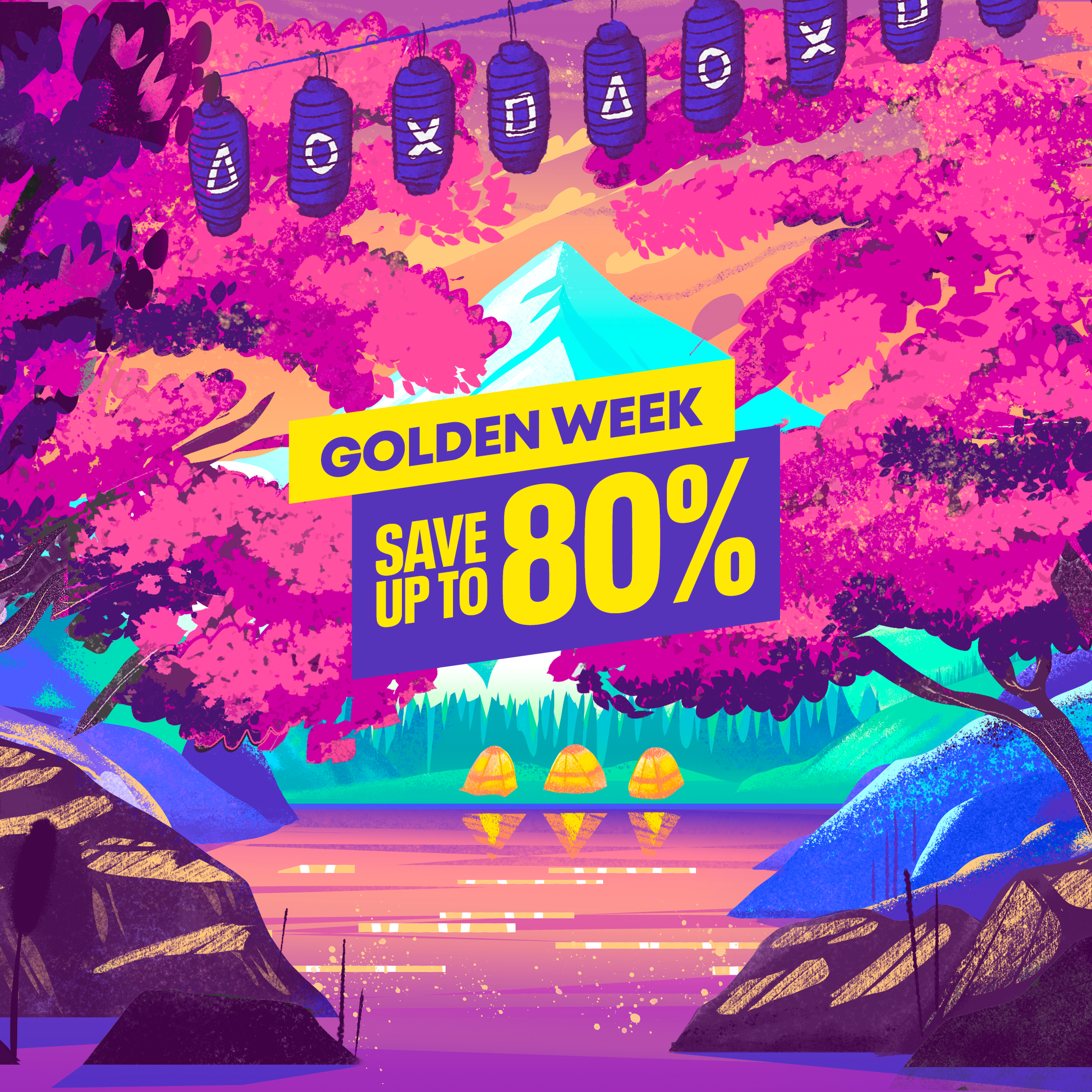 [PROMO] Golden Week