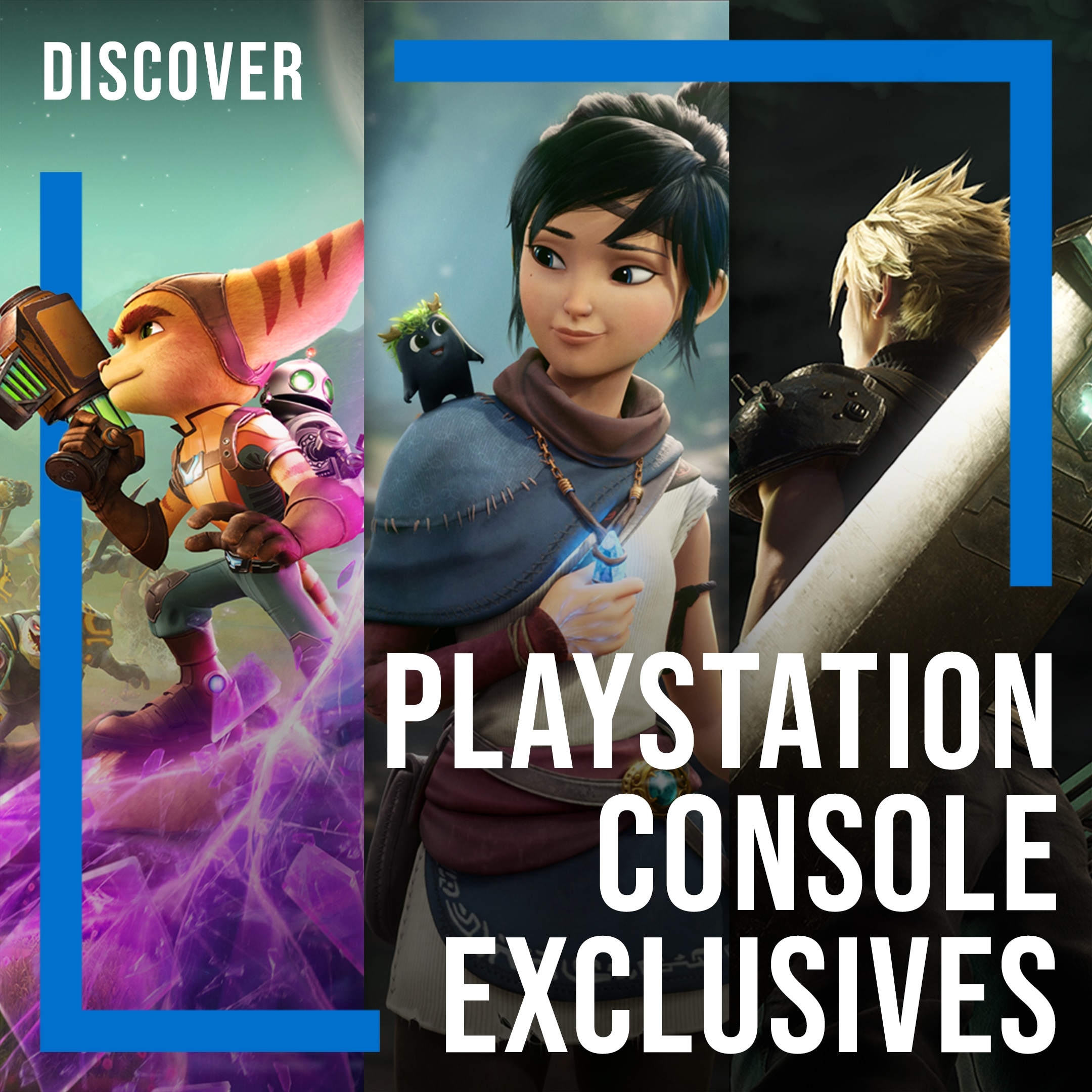 [EDITORIAL] PS Console Exclusives May 2021 Range S26