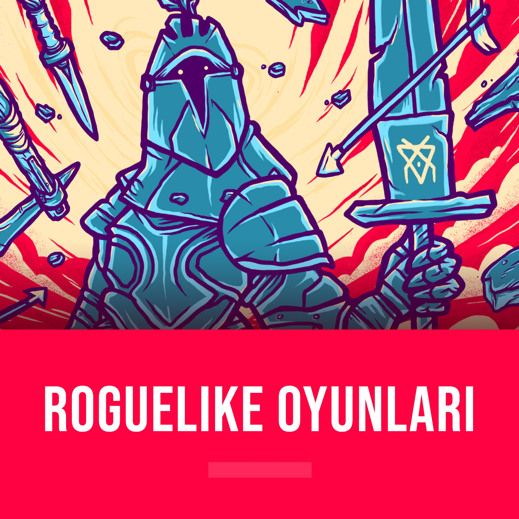 [EDITORIAL] Roguelikes Color Tab S26